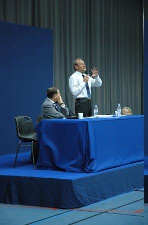 Bertrand Delanoë : compte rendu de mandat 2005