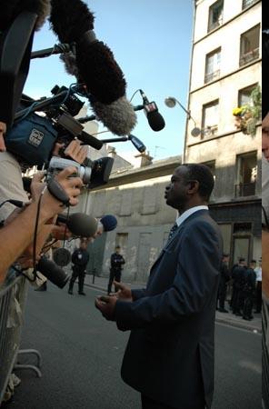 Médiation de l'Ambassadeur de la Côte d'Ivoire e