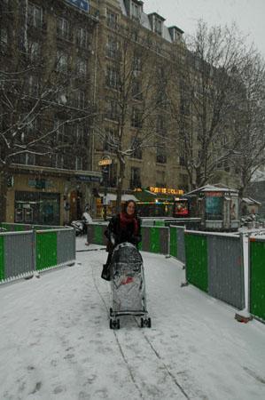 4 X 4 boulevard Jourdan...