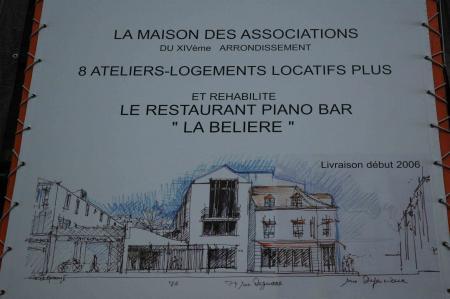 La Bélière - décembre 2004