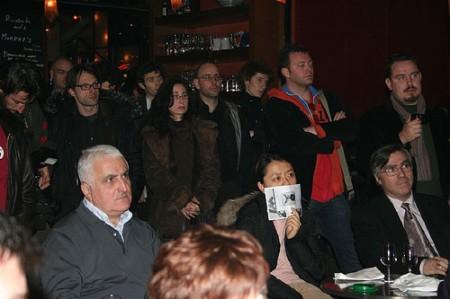 Une audience attentive