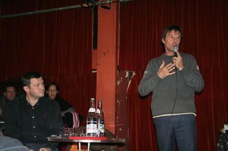 Intervention de Nicolas Hulot