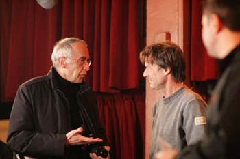 Gilles Klein et Nicolas Hulot
