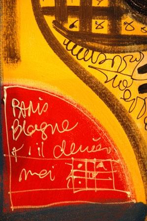 Paris blogue-t-il derrière moi (par Galienni)
