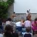 ...concert en plein air...