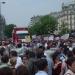 Marche des fiertés à Montparnasse
