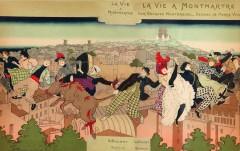 Exposition, Autour du Chat noir, Musée de Montmartre
