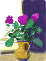 Untitled, 9 June 2010_iPad drawing © David Hockney.jpg