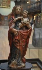 Exposition, Le recours au ciel, Musée de l'Histoire de la Médecine